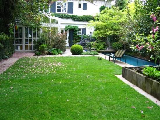 Bauvorhaben gartengestaltung mit indischem sandstein dse eckstein - Gartengestaltung mit sandstein ...